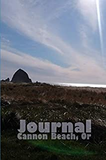 Journal  Cannon Beach