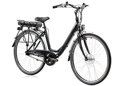 tretwerk DIREKT gute Räder Cloud 1.5 28 Zoll Damen E-Bike Citybike, Damen-Fahrrad 7 Gang Nabenschaltung