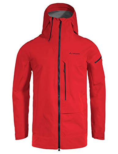 VAUDE Men´s Back Bowl 3L Jacket II, Rot(Mars red), L