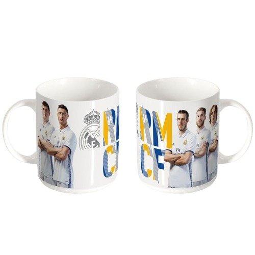 Real Madrid Tasse Spieler Kaffeetasse DPL