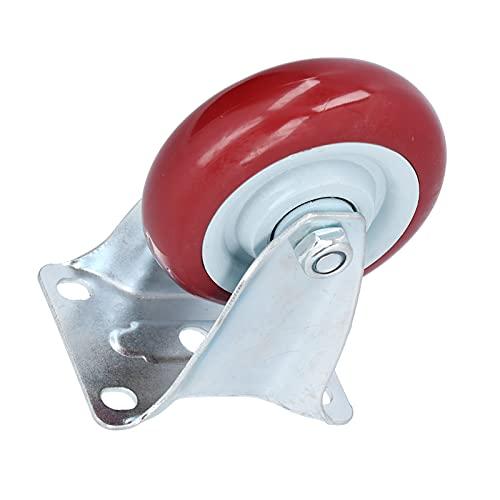 Rueda giratoria, suministros industriales Rueda giratoria de orientación para cajas de vuelo para muebles móviles para equipos ligeros para carros de compras