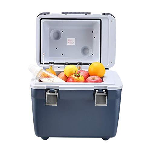 LXYZ Refrigerador para automóvil Mini refrigerador/Calentador Compacto de 20 litros, para automóviles, Viajes por Carretera, hogares, oficinas y dormitorios
