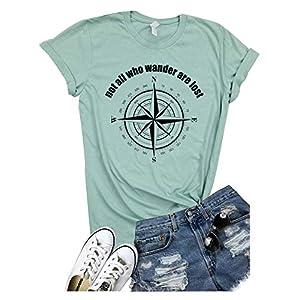 Women's Graphic Tee  Print Shirt Baseball Casual Tops