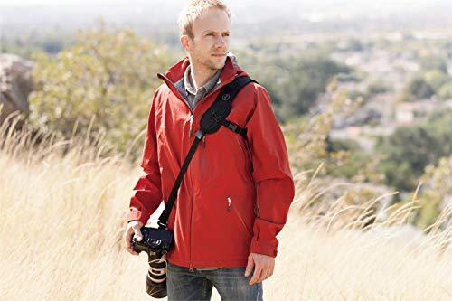【国内正規品】tamrac カメラストラップ アクティブストラップ ブラック デジタル一眼カメラ対応 T2010-1919