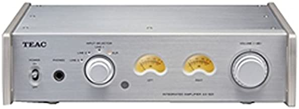 TEAC XLR balanced inputs equipped with pre-main amplifier Reference 501 Special packages (Silver AX-501-SP / S)