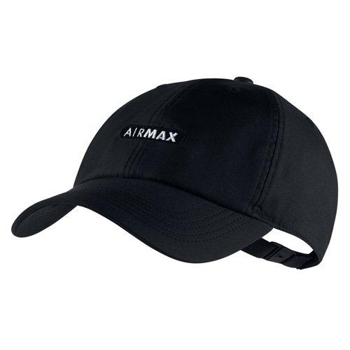 Nike U NSW H86 Air Max, Cappello Unisex – Adulto, Nero/Nero/Bianco, Taglia Unica