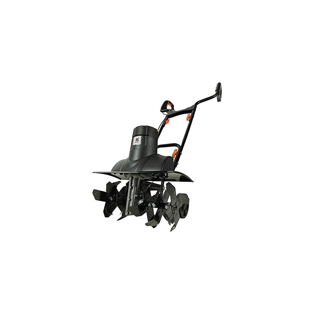Bineuse électrique DELTAFOX, cultivateur de jardin, binette de jardin, motoculteur électrique – 1500 W – 3 largeurs de…