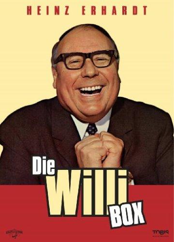 Heinz Erhardt - Die Willi-Box [4 DVDs]