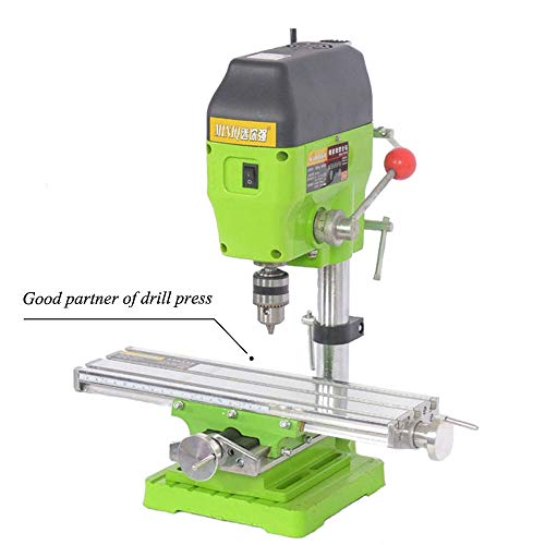 Compound Table Working Cross Slide Table Worktable For Milling Drilling Bench Multifunction Adjustable X-Y