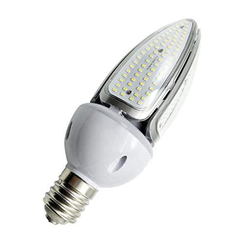 E26 / E27 Bombilla LED de maíz 2835SMD 350LED Bombilla impermeable de oliva 100W (equivalente a 1000W de halógeno) for farolas Iluminación trasera Garaje AC 100-277V '' Money dock