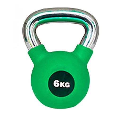 Review YYXA Kettlebell Cast Iron, for Home Gym and Workouts, Cross Training, Weightlifting and Fat B...