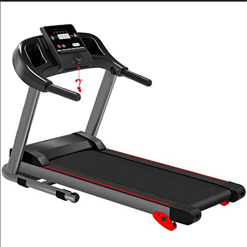 Treadmill for Home or Office, 12 Preset Programs Running Machine, up to 12 km/h Cardio Training with Sports App