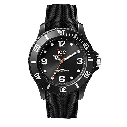 Ice-Watch - ICE sixty nine Black - Men's wristwatch with silicon strap - 007265 (Large)