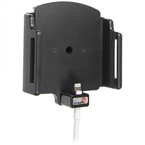 Brodit 515667 apparaathouder - Apple iPhone 6 Plus/6S Plus/7 Plus, geschikt voor apparaten met beschermhoes, verstelbaar en kabelopname voor Lightning naar 30-pin adapter