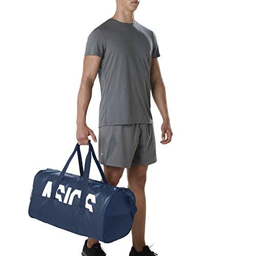 Asics Asics TR Core Holdall L 155005-0793 Umhängetasche, 60 cm, 45 Liter, Navy