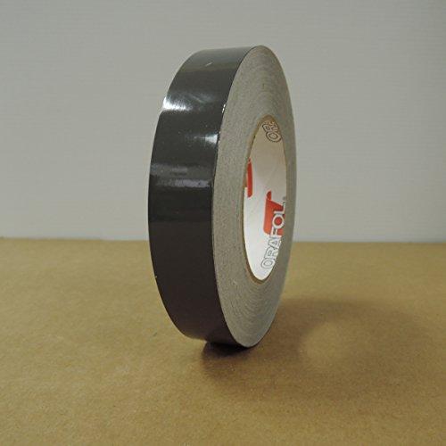 "1"" 3M Vinyl Striping 150' 25 Colors Available (Dark Grey)"