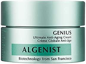 Algenist GENIUS Ultimate Anti-Aging Cream - Vegan Firming & Smoothing Moisturizer with Alguronic Acid & Microalgae Oil - Non-Comedogenic & Hypoallergenic Skincare (60ml / 2oz)