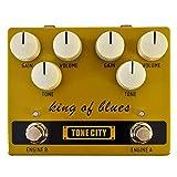 Tone City TC-T30 King of Blues Dual Channel Overdrive Fast U.S. Ship