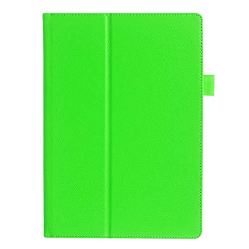 Für ASUS MEMO PAD FHD 10 CASE ME301T ME302 ME302C ME302KL 10,1 Zoll Tablet PU Leder Cover Hülle-Grün