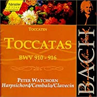 Toccatas for Harpsichord
