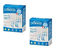 Dr. Browns BPA Natural Flow Bottle Newborn Feeding Set (Packaging May Vary) - 2 Sets by Dr. Brown's [並行輸入品]