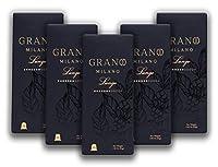 Grano Milano BIO Coffee Capsules EU ビオ 認証マーク【EU欧州団】ネスプレッソ互換カプセル (Lungo, 180 Count)