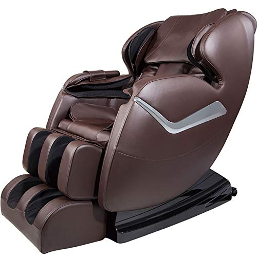 Massage Chair by Real Relax Full Body Pain Relief Recliner of Artificial Leather Leather, Easy to...