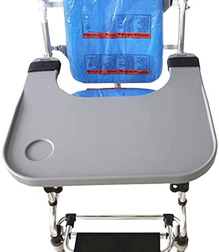 Bandeja de regazo de silla de ruedas, bandeja de silla de ruedas Tabla de trabajo Tabla de trabajo Mobility Accesorio Ajuste con soporte de taza Ajuste para manual eléctrico, sillas de ruedas