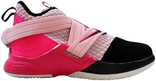 Nike Lebron Soldier XII Kids Little Kids Aa1353-666 Size 13