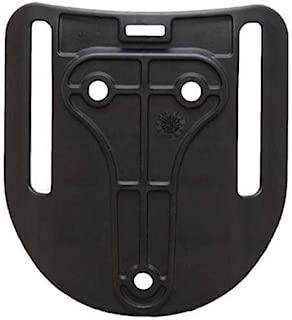 Safariland 6072UBL High-Ride Universal Belt Loop Adapter - 2-inch Belts - Black