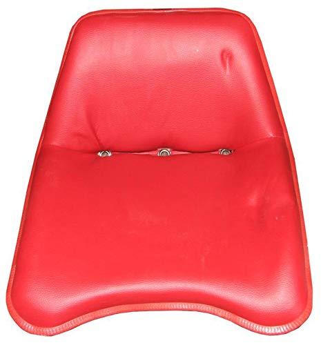 Fahrersitz für David Brown rot 885 990 995 996 1210