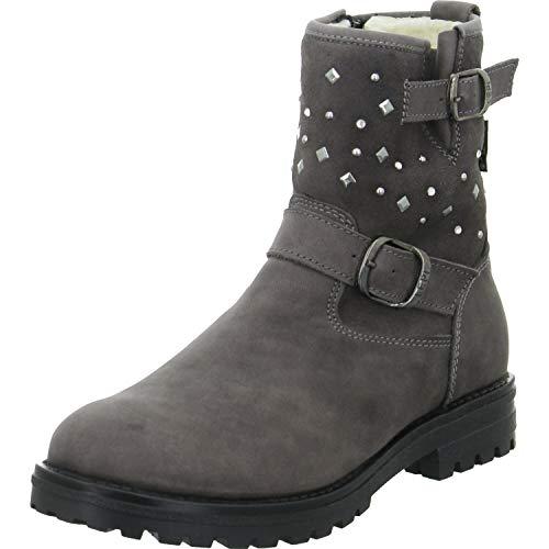 Lepi Stiefel 3529 Größe 38 EU Grau (Grau)