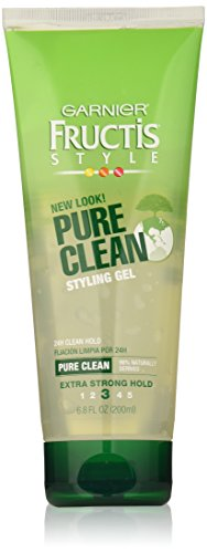 Garnier Fructis Style Pure Clean Styling Gel, 6.8 Fluid Ounce
