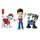 Paw Patrol Action Pup Niño/niña 3pieza(s) - Kits de Figuras de Juguete para niños (3...