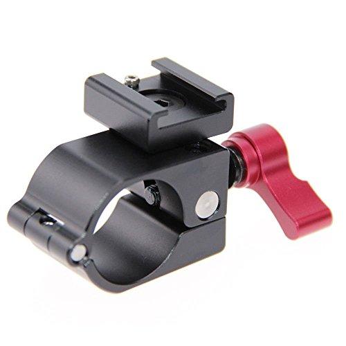 CAMVATE luce supporto staffa morsetto supporto per DJI Ronin-M, Freefly MOVI - Pomello Rosso