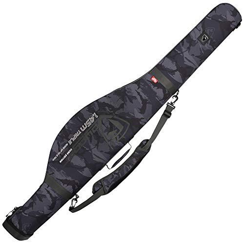 Fox Rage 1,45m Camo Rod case Triple - Rutentasche für Raubfischruten, Rutenfutteral zum Spinnangeln, Angeltasche für Ruten