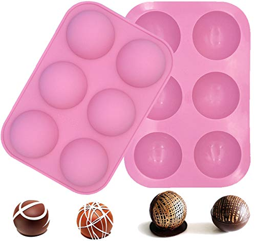 6-hole Silicone Baking Mold
