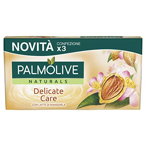 PALMOLIVE NATURALS DELICATE CARE WITH ALMOND MILK...
