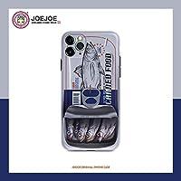 iPhoneケース、オリジナル、iPhone XsMax / 7 / 8Plus / XRに最適、グルメ、リアル、イワシの缶詰