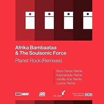 Planet Rock (Remixes)