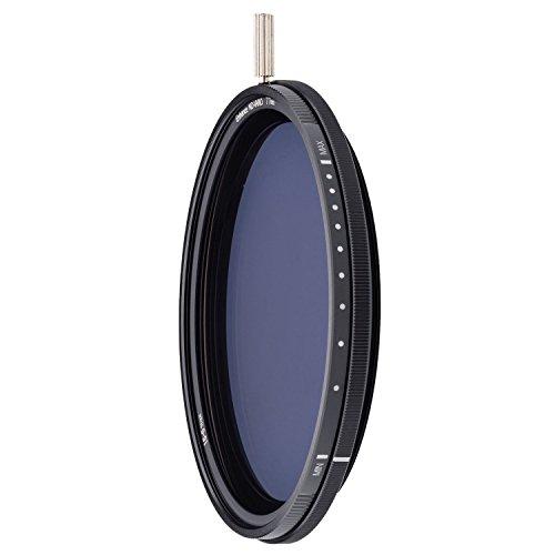 NiSi AR ND1000 - Filtro de Densidad Neutra para cámara (Cuadrado, 100 x 100 mm)