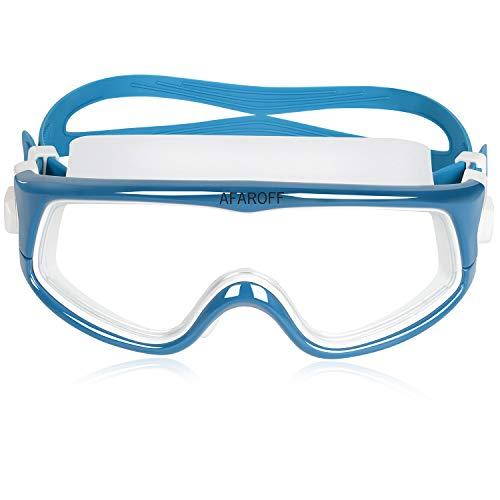 afaroff Beach Schnorchelbrille, Schwimmbrille, Taucherbrille für Kinder und Erwachsene