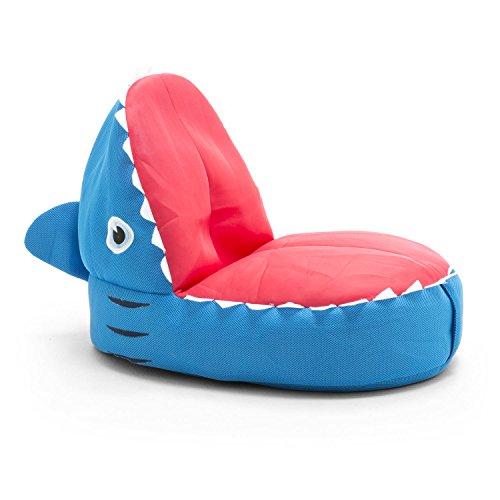 Big Joe Chomperz Shark Float, Blue, Model:2183873