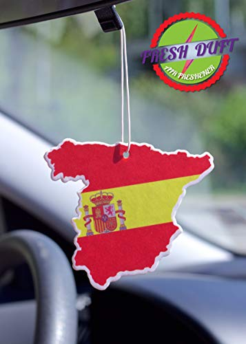 Ambientadors Coche 50 unidades badera España