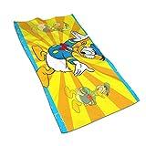 KENBOB Handtücher Donald Duck Weiches und saugfähiges Luxushandtuch 27,5 'x 17,5'