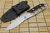 FARDEER Knife Cuchillo de Pesca de Cuchillo de Caza al Aire Libre BAS10