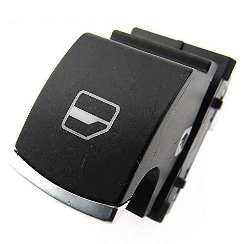 Botón de control del interruptor de la ventana eléctrica para Passat B6 CC 5 Golf MK5 MK6 Tiguan Polo Touran Rabbit 5ND959855 5ND959855XSH