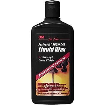 3M Perfect-It Show Car Liquid Wax 39026 16 fl oz