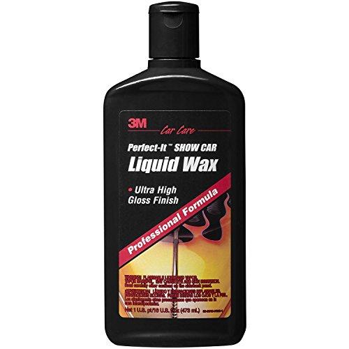 3M Perfect-It Show Car Liquid Wax, 39026, 16 fl oz