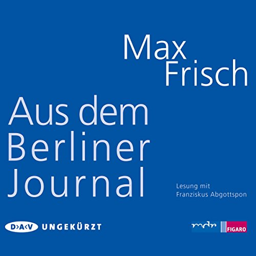 Aus dem Berliner Journal cover art